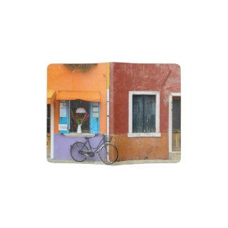 Burano Italien Gebäude Passhülle