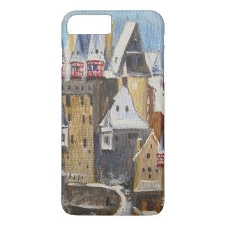 Burg Eltz Ölgemälde iPhone 8 Plus/7 Plus Hülle
