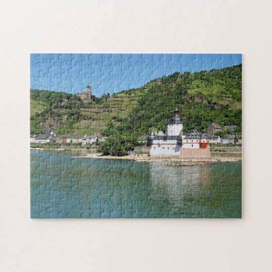 Burg Pfalzgrafenstein bei Kaub Puzzle