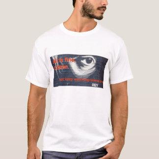 Bürger befolgen T-Shirt