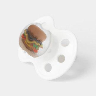 Burger BooginHead® Schnuller -0-6 Monate