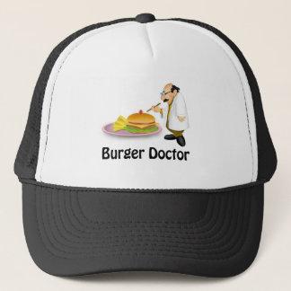 Burger-Doktor Cap Truckerkappe