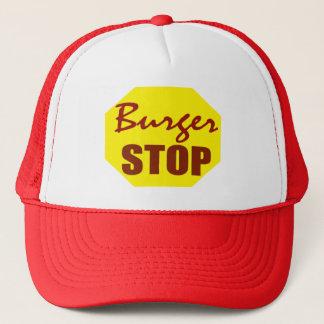 Burger-Endhut Truckerkappe