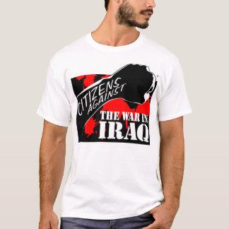 Bürger gegen den Krieg im Irak T-Shirt