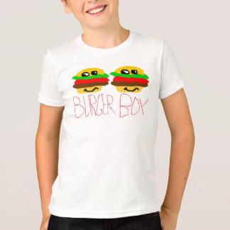 Burger-Junge T-Shirt