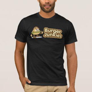 Burger-Junkie-T - Shirt
