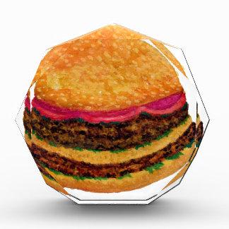 Burger-Nahrung 3 Auszeichnung