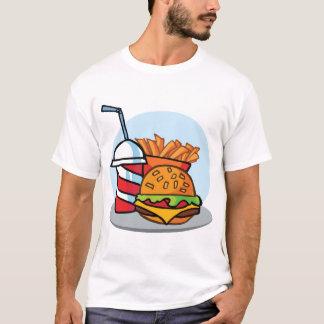 Burger-Shirt T-Shirt