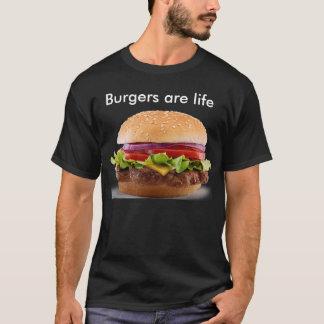 Burger sind Leben T-Shirt