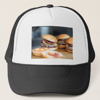 Burger Truckerkappe