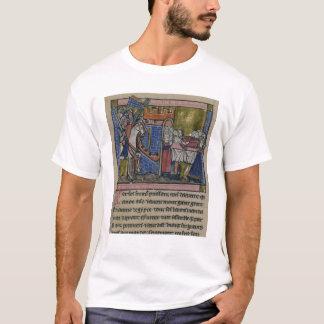 Bürger von Edessa zahlen Ehrerbietung zu Baldwin T-Shirt