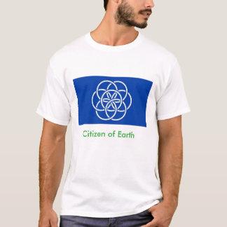 Bürger von Erde T-Shirt