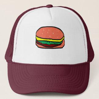 Burger-Wanze Truckerkappe