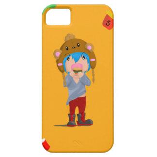 BurgerBoyReus Schutzhülle Fürs iPhone 5