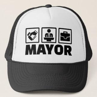 Bürgermeister Truckerkappe