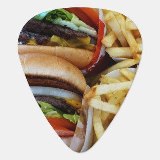 Burger'n-Fischrogen Plektron