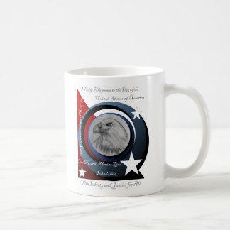 Bürgschaft von Ergebenheit Kaffeetasse