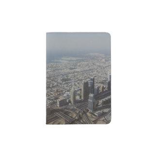Burj Khalifa Ansicht, Dubai Passhülle