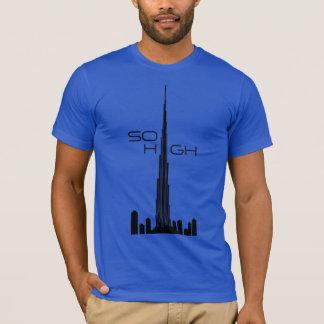 Burj Khalifa Dubai Turm T-Shirt