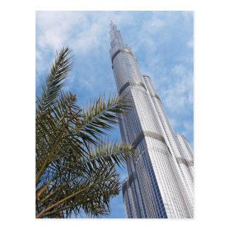 Burj Khalifa Postkarte