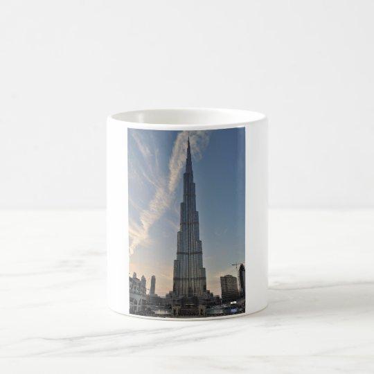 Burj Khalifa Tasse