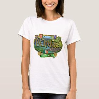 Burke-Familien-Fahne T-Shirt