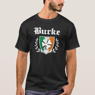 Burke-Kleeblatt-Wappen T-Shirt