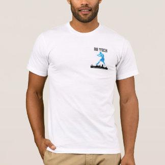 Burke-Verpackentech-T - Shirt - Weiß