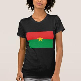 Burkina Faso Flagge BF T-Shirt