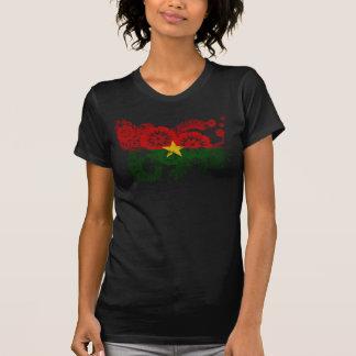 Burkina Faso Flagge T-Shirt