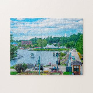 Burlington Vermont Puzzle
