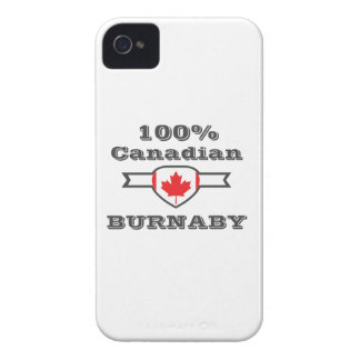 Burnaby 100% iPhone 4 Case-Mate hülle