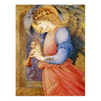 Burne-Jones CC0422 Lieblingsengels-Postkarte Postkarte