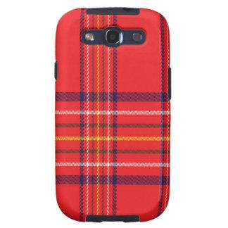 Burnett schottischer Tartan Samsung rufen Fall an Samsung Galaxy S3 Hüllen