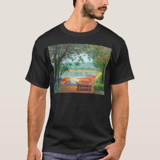Burnham Park, Baguio-Stadt, Philippinen T-Shirt