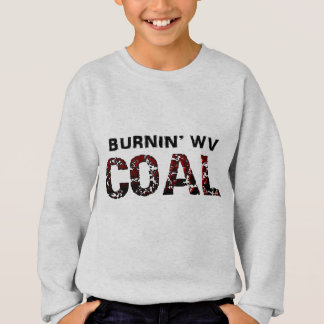 Burnin WV Kohle Sweatshirt