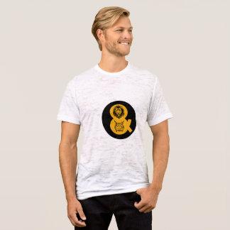 Burnout-Löwe u. Luchs T-Shirt