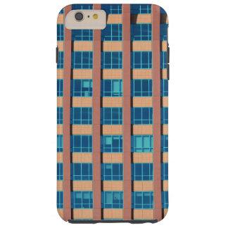 Büro-Gebäude Windows Tough iPhone 6 Plus Hülle