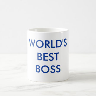 Büro Humor-Chef-Tasse
