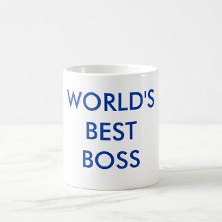 Büro Humor-Chef-Tasse Tasse