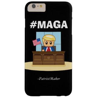 Büro iPhone Fall Präsidenten-Trump MAGA ovaler Barely There iPhone 6 Plus Hülle