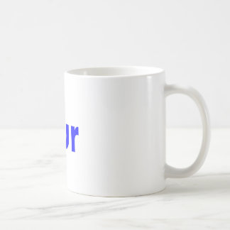 Büro Kaffeetasse