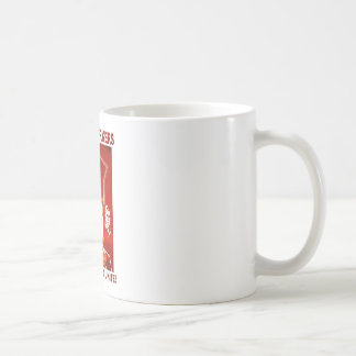 Büroangestellte Kaffeetasse