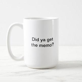 Büroraum-Tasse