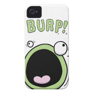 Burp-Monster lustige iPhone 4 Abdeckung Case-Mate iPhone 4 Hüllen