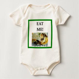 Burrito Baby Strampler