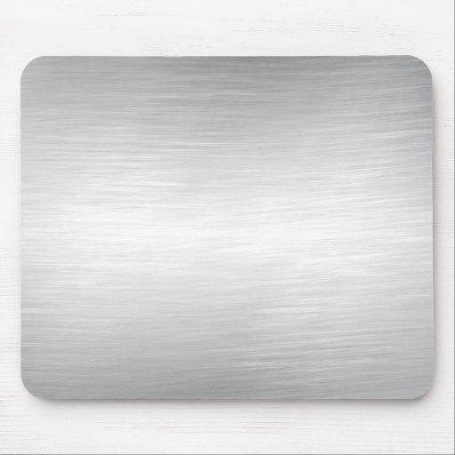 Bürsten-Metallblick Mousepad