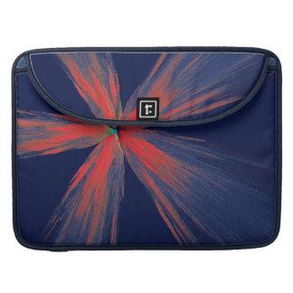 Bürstenanschläge MacBook Pro Sleeve