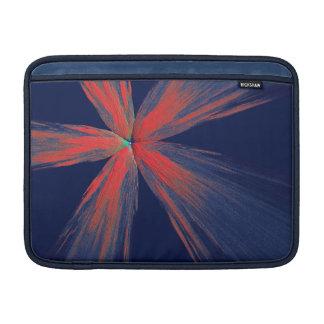 Bürstenanschläge Sleeve Fürs MacBook Air
