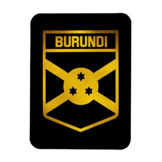 Burundi-Emblem Magnet